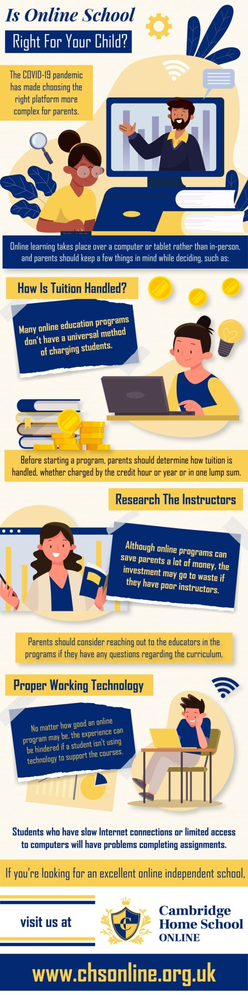 Is online school right for your child